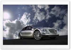 Mercedes Benz 6 HD Wide Wallpaper for Widescreen