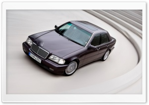 Mercedes Benz 61 HD Wide Wallpaper for Widescreen