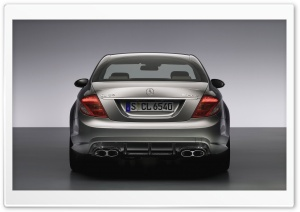 Mercedes Benz 75 HD Wide Wallpaper for Widescreen