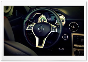 Mercedes-Benz HD Wide Wallpaper for Widescreen