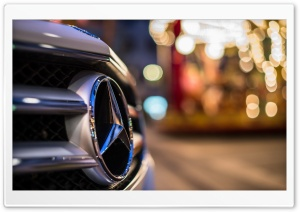 Mercedes Benz HD Wide Wallpaper for Widescreen