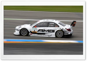 Mercedes Benz Amg On Track HD Wide Wallpaper for Widescreen