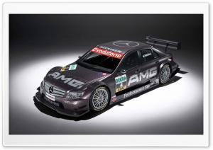 Mercedes Benz AMG Race Car HD Wide Wallpaper for Widescreen