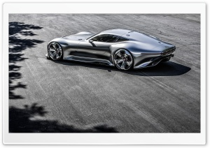 Mercedes Benz AMG Vision Gran Turismo HD Wide Wallpaper for Widescreen