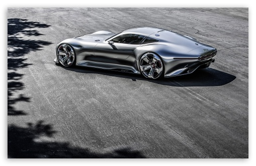 Mercedes Benz AMG Vision Gran Turismo ❤ 4K HD Desktop Wallpaper for on