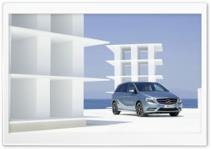 Mercedes Benz B Class HD Wide Wallpaper for Widescreen
