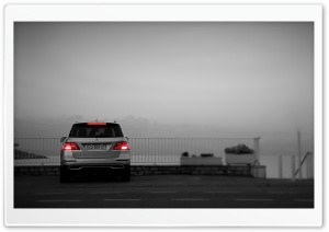 Mercedes-Benz Classe ML HD Wide Wallpaper for Widescreen
