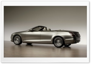 Mercedes Benz Concept Ocean Drive Four Door Convertible HD Wide Wallpaper for Widescreen