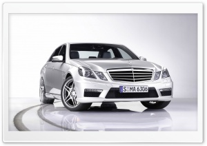 Mercedes Benz E63 AMG HD Wide Wallpaper for Widescreen