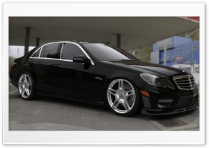 Mercedes Benz E63 (RENDER) HD Wide Wallpaper for Widescreen