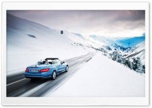 Mercedes Benz E Class HD Wide Wallpaper for Widescreen