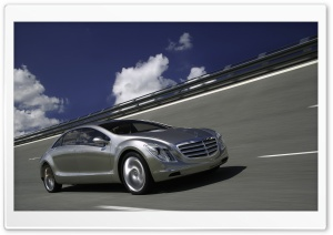 Mercedes Benz F700 Car 3 HD Wide Wallpaper for Widescreen