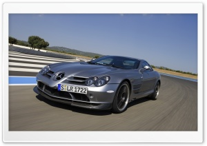 Mercedes Benz SLR 722 01 HD Wide Wallpaper for 4K UHD Widescreen desktop & smartphone