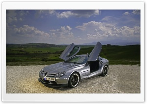 Mercedes Benz SLR 722 03 HD Wide Wallpaper for 4K UHD Widescreen desktop & smartphone