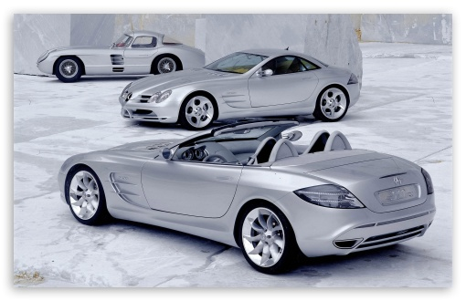 Mercedes Benz SLR McLaren Cars 1 HD wallpaper for Wide 16:10 5:3 Widescreen WHXGA WQXGA WUXGA WXGA WGA ; HD 16:9 High Definition WQHD QWXGA 1080p 900p 720p QHD nHD ; Other 3:2 DVGA HVGA HQVGA devices ( Apple PowerBook G4 iPhone 4 3G 3GS iPod Touch ) ; Mobile WVGA iPhone PSP - WVGA WQVGA Smartphone ( HTC Samsung Sony Ericsson LG Vertu MIO ) HVGA Smartphone ( Apple iPhone iPod BlackBerry HTC Samsung Nokia ) Sony PSP Zune HD Zen ;