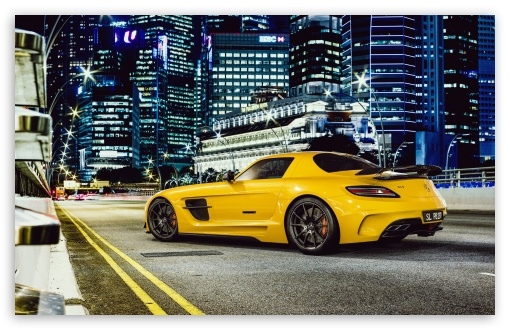 Mercedes-Benz SLS AMG Yellow Car, City Night UltraHD Wallpaper for Wide 16:10 5:3 Widescreen WHXGA WQXGA WUXGA WXGA WGA ; UltraWide 21:9 24:10 ; 8K UHD TV 16:9 Ultra High Definition 2160p 1440p 1080p 900p 720p ; UHD 16:9 2160p 1440p 1080p 900p 720p ; Standard 4:3 5:4 3:2 Fullscreen UXGA XGA SVGA QSXGA SXGA DVGA HVGA HQVGA ( Apple PowerBook G4 iPhone 4 3G 3GS iPod Touch ) ; Smartphone 3:2 DVGA HVGA HQVGA ( Apple PowerBook G4 iPhone 4 3G 3GS iPod Touch ) ; Tablet 1:1 ; iPad 1/2/Mini ; Mobile 4:3 5:3 3:2 16:9 5:4 - UXGA XGA SVGA WGA DVGA HVGA HQVGA ( Apple PowerBook G4 iPhone 4 3G 3GS iPod Touch ) 2160p 1440p 1080p 900p 720p QSXGA SXGA ; Dual 16:10 5:3 16:9 4:3 5:4 3:2 WHXGA WQXGA WUXGA WXGA WGA 2160p 1440p 1080p 900p 720p UXGA XGA SVGA QSXGA SXGA DVGA HVGA HQVGA ( Apple PowerBook G4 iPhone 4 3G 3GS iPod Touch ) ; Triple 16:10 5:3 16:9 4:3 5:4 3:2 WHXGA WQXGA WUXGA WXGA WGA 2160p 1440p 1080p 900p 720p UXGA XGA SVGA QSXGA SXGA DVGA HVGA HQVGA ( Apple PowerBook G4 iPhone 4 3G 3GS iPod Touch ) ;