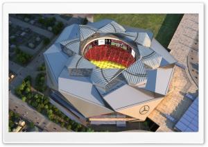 Mercedes Benz Stadium HD Wide Wallpaper for Widescreen