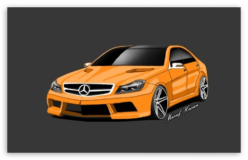 Mercedes C 63 AMG by MISHA DESIGN HD wallpaper for Wide 16:10 5:3 Widescreen WHXGA WQXGA WUXGA WXGA WGA ; HD 16:9 High Definition WQHD QWXGA 1080p 900p 720p QHD nHD ; Standard 4:3 Fullscreen UXGA XGA SVGA ; iPad 1/2/Mini ; Mobile 4:3 5:3 16:9 - UXGA XGA SVGA WGA WQHD QWXGA 1080p 900p 720p QHD nHD ;