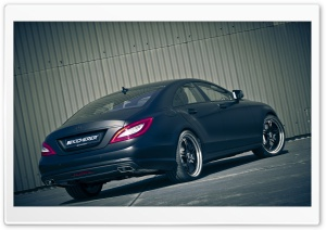 Mercedes CLS Tuning Kicherer HD Wide Wallpaper for 4K UHD Widescreen desktop & smartphone