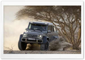 Mercedes G63 AMG 6x6 2013 HD Wide Wallpaper for 4K UHD Widescreen desktop & smartphone