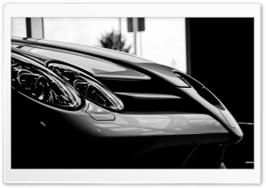 Mercedes Mclaren SLR HD Wide Wallpaper for Widescreen