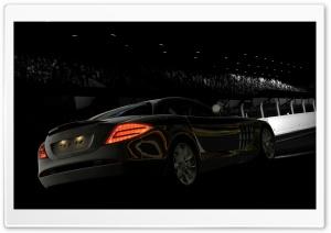 Mercedes SLR McLaren HD Wide Wallpaper for 4K UHD Widescreen desktop & smartphone