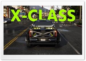 Mercedes X-Class Custom Ultra HD Wallpaper for 4K UHD Widescreen desktop, tablet & smartphone