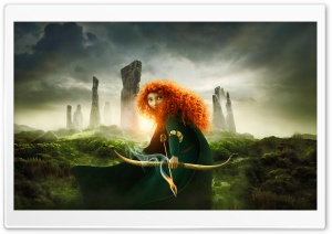 Merida HD Wide Wallpaper for Widescreen