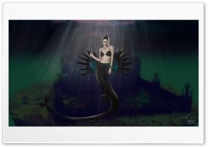 Mermaid Ultra HD Wallpaper for 4K UHD Widescreen desktop, tablet & smartphone