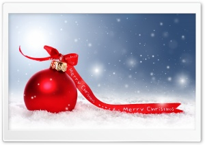 Merry Christmas 2013 HD Wide Wallpaper for Widescreen