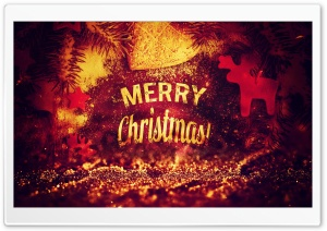Merry Christmas 2014 by PimpYourScreen HD Wide Wallpaper for Widescreen