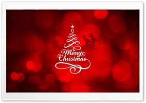 Merry Christmas 2016 HD Wide Wallpaper for Widescreen