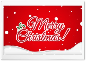 Merry Christmas 2015 HD Wide Wallpaper for Widescreen