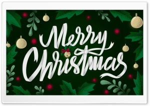 Merry Christmas 2017 HD Wide Wallpaper for Widescreen