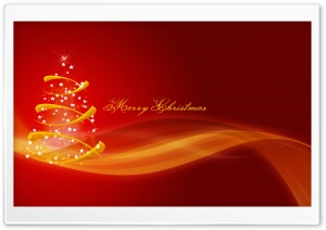 Merry Christmas 25 HD Wide Wallpaper for Widescreen
