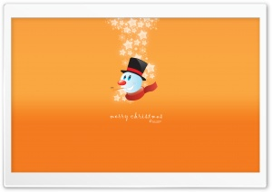 Merry Christmas HD Wide Wallpaper for Widescreen