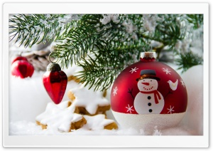 Merry Christmas 7 HD Wide Wallpaper for Widescreen
