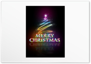 Merry Christmas by Chopeh HD Wide Wallpaper for Widescreen
