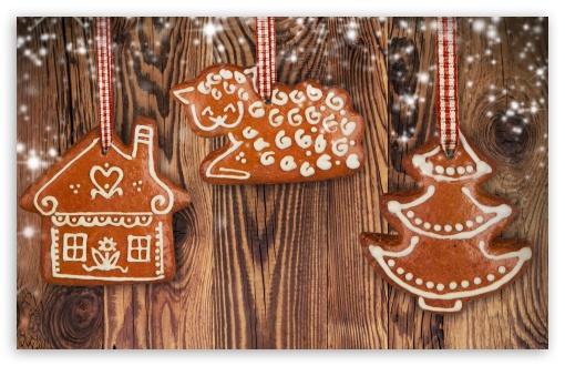 Merry Christmas Gingerbread HD wallpaper for Wide 16:10 5:3 Widescreen WHXGA WQXGA WUXGA WXGA WGA ; HD 16:9 High Definition WQHD QWXGA 1080p 900p 720p QHD nHD ; Standard 3:2 Fullscreen DVGA HVGA HQVGA devices ( Apple PowerBook G4 iPhone 4 3G 3GS iPod Touch ) ; Mobile 5:3 3:2 16:9 - WGA DVGA HVGA HQVGA devices ( Apple PowerBook G4 iPhone 4 3G 3GS iPod Touch ) WQHD QWXGA 1080p 900p 720p QHD nHD ;