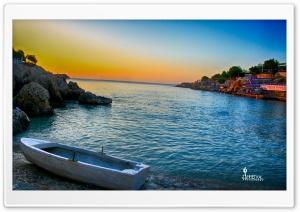Mersin Yaprakli Koy Beach HD Wide Wallpaper for Widescreen