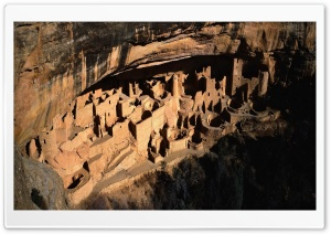 Mesa Verde National Park, Montezuma County, Colorado, United States HD Wide Wallpaper for Widescreen