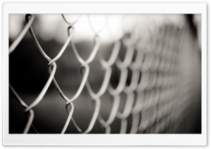 Mesh Fencing HD Wide Wallpaper for Widescreen