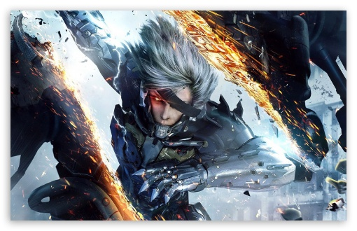 Metal Gear Rising Revengeance HD wallpaper for Wide 16:10 5:3 Widescreen WHXGA WQXGA WUXGA WXGA WGA ; HD 16:9 High Definition WQHD QWXGA 1080p 900p 720p QHD nHD ; Standard 4:3 5:4 3:2 Fullscreen UXGA XGA SVGA QSXGA SXGA DVGA HVGA HQVGA devices ( Apple PowerBook G4 iPhone 4 3G 3GS iPod Touch ) ; Tablet 1:1 ; iPad 1/2/Mini ; Mobile 4:3 5:3 3:2 16:9 5:4 - UXGA XGA SVGA WGA DVGA HVGA HQVGA devices ( Apple PowerBook G4 iPhone 4 3G 3GS iPod Touch ) WQHD QWXGA 1080p 900p 720p QHD nHD QSXGA SXGA ;