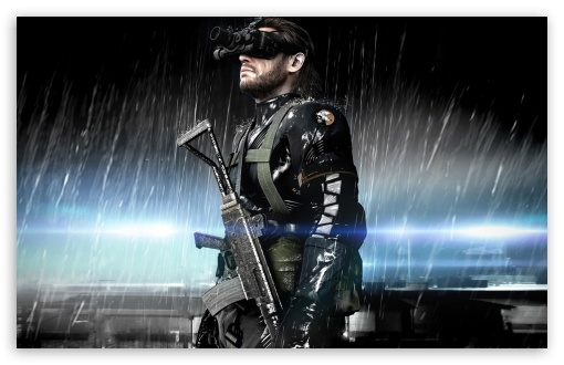 Metal Gear Solid Ground Zeroes HD wallpaper for Standard 4:3 5:4 Fullscreen UXGA XGA SVGA QSXGA SXGA ; Wide 16:10 5:3 Widescreen WHXGA WQXGA WUXGA WXGA WGA ; HD 16:9 High Definition WQHD QWXGA 1080p 900p 720p QHD nHD ; Other 3:2 DVGA HVGA HQVGA devices ( Apple PowerBook G4 iPhone 4 3G 3GS iPod Touch ) ; Mobile VGA WVGA iPhone iPad PSP Phone - VGA QVGA Smartphone ( PocketPC GPS iPod Zune BlackBerry HTC Samsung LG Nokia Eten Asus ) WVGA WQVGA Smartphone ( HTC Samsung Sony Ericsson LG Vertu MIO ) HVGA Smartphone ( Apple iPhone iPod BlackBerry HTC Samsung Nokia ) Sony PSP Zune HD Zen ; Tablet 2 ;