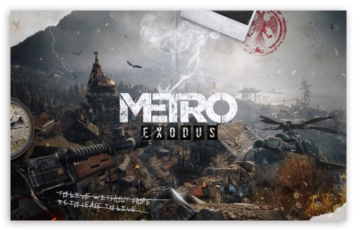 Download Metro Exodus 2018 UltraHD Wallpaper