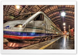 Metro HDR HD Wide Wallpaper for Widescreen