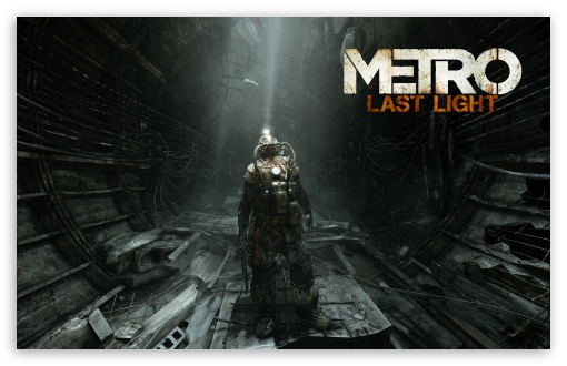 Metro Last Light HD wallpaper for Wide 16:10 5:3 Widescreen WHXGA WQXGA WUXGA WXGA WGA ; HD 16:9 High Definition WQHD QWXGA 1080p 900p 720p QHD nHD ; Standard 4:3 5:4 3:2 Fullscreen UXGA XGA SVGA QSXGA SXGA DVGA HVGA HQVGA devices ( Apple PowerBook G4 iPhone 4 3G 3GS iPod Touch ) ; iPad 1/2/Mini ; Mobile 4:3 5:3 3:2 16:9 5:4 - UXGA XGA SVGA WGA DVGA HVGA HQVGA devices ( Apple PowerBook G4 iPhone 4 3G 3GS iPod Touch ) WQHD QWXGA 1080p 900p 720p QHD nHD QSXGA SXGA ;