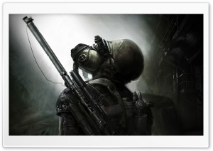 Metro Last Light 2013 HD Wide Wallpaper for Widescreen