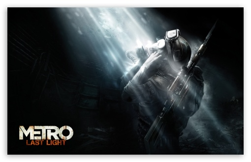 Metro Last Light 2013 Game HD wallpaper for Wide 16:10 5:3 Widescreen WHXGA WQXGA WUXGA WXGA WGA ; HD 16:9 High Definition WQHD QWXGA 1080p 900p 720p QHD nHD ; Mobile 5:3 16:9 - WGA WQHD QWXGA 1080p 900p 720p QHD nHD ;