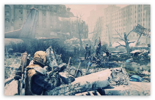 Metro Last Light Art HD wallpaper for Wide 16:10 5:3 Widescreen WHXGA WQXGA WUXGA WXGA WGA ; HD 16:9 High Definition WQHD QWXGA 1080p 900p 720p QHD nHD ; Standard 4:3 5:4 3:2 Fullscreen UXGA XGA SVGA QSXGA SXGA DVGA HVGA HQVGA devices ( Apple PowerBook G4 iPhone 4 3G 3GS iPod Touch ) ; Tablet 1:1 ; iPad 1/2/Mini ; Mobile 4:3 5:3 3:2 16:9 5:4 - UXGA XGA SVGA WGA DVGA HVGA HQVGA devices ( Apple PowerBook G4 iPhone 4 3G 3GS iPod Touch ) WQHD QWXGA 1080p 900p 720p QHD nHD QSXGA SXGA ;